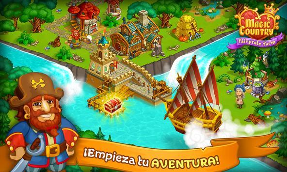 País mágico: ciudad encantada captura de pantalla 7