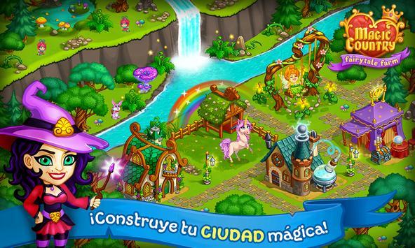 País mágico: ciudad encantada captura de pantalla 9