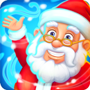 Farm Snow: Happy Christmas Story With Toys & Santa APK