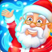 Granja Navideña de Papá Noel icono