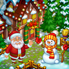 Farm Snow: Happy Christmas Story With Toys & Santa biểu tượng