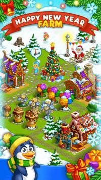 Farm Snow: Happy Christmas Story With Toys & Santa poster