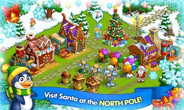Granja Navideña de Papá Noel captura de pantalla 11