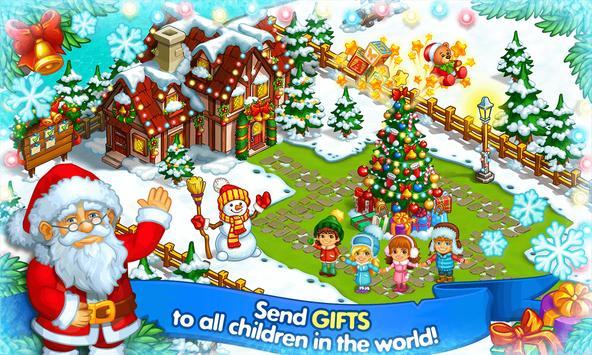 Granja Navideña de Papá Noel captura de pantalla 21