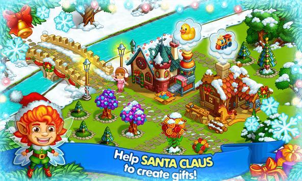 Granja Navideña de Papá Noel captura de pantalla 4