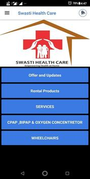 Swasti Health Care screenshot 1