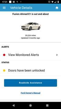 MyFord Mobile screenshot 4