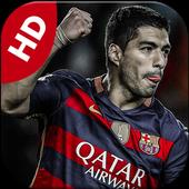 Luis suarez Wallpaper for fans - HD Wallpapers icon