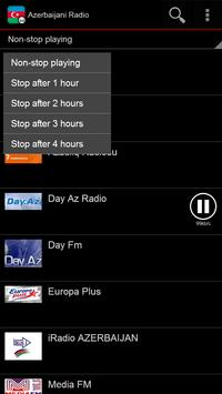 Azerbaijani Radio screenshot 3
