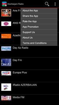Azerbaijani Radio screenshot 1