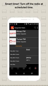 Kyrgyzstan Radio screenshot 4