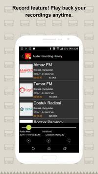 Kyrgyzstan Radio screenshot 2