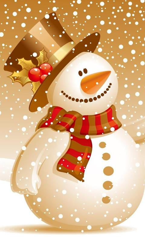Hd Cute Christmas Wallpaper For Android Apk Download