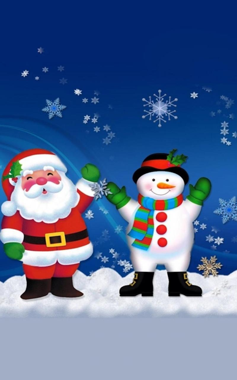 HD Cute Christmas Wallpaper for Android - APK Download
