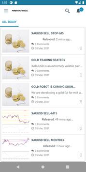 Forex Signal Live Buy Sell With Alert for Mt4 screenshot 1