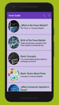 Forex Trading Beginner's Guide and Curse poster