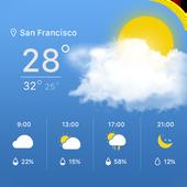 天氣預報 圖標