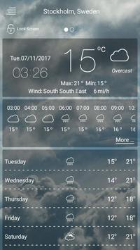 天氣預報 截圖 12