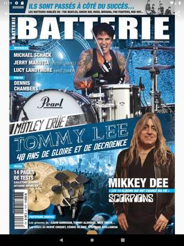 Batterie Magazine screenshot 1