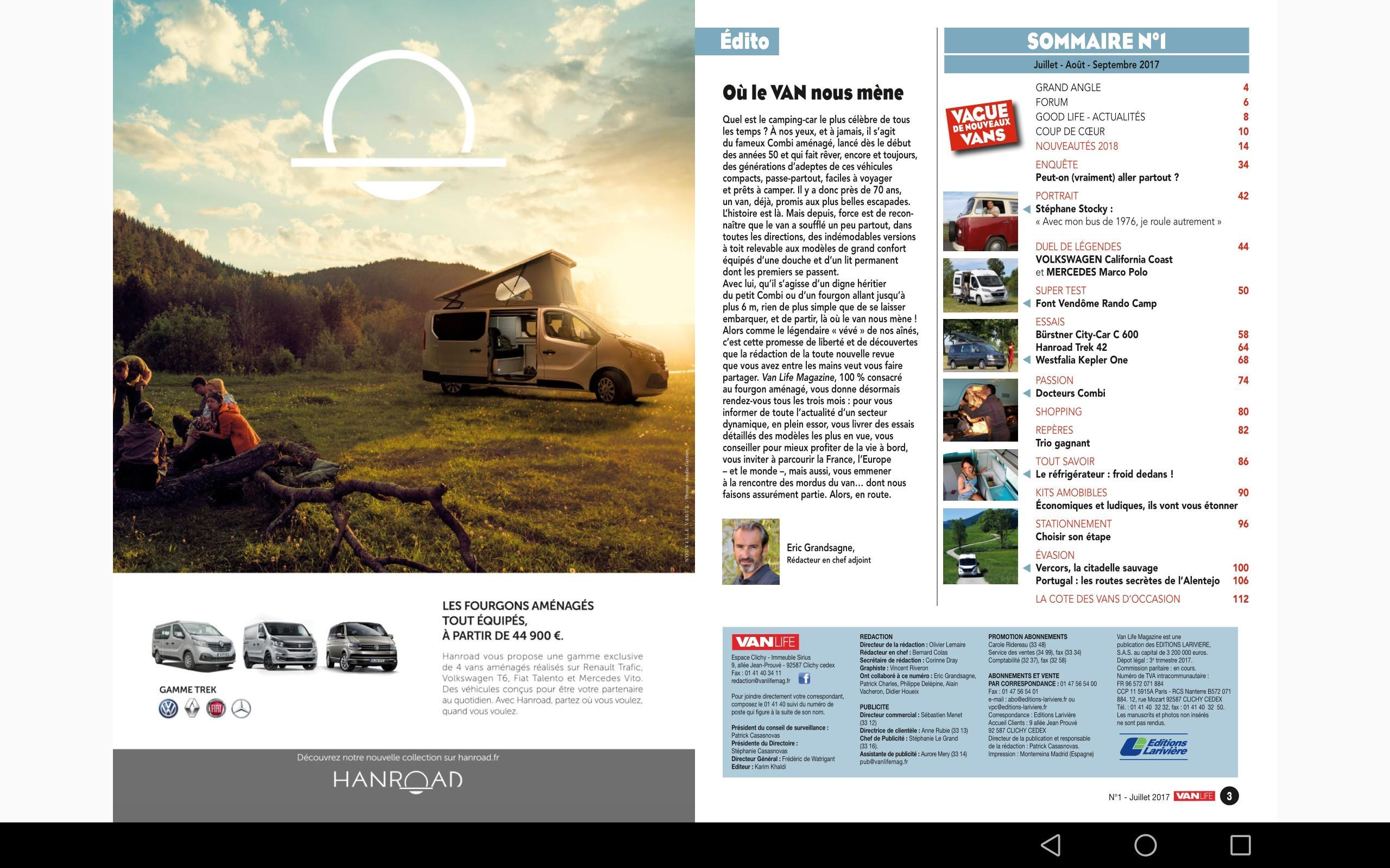 Van Life Magazine For Android Apk Download