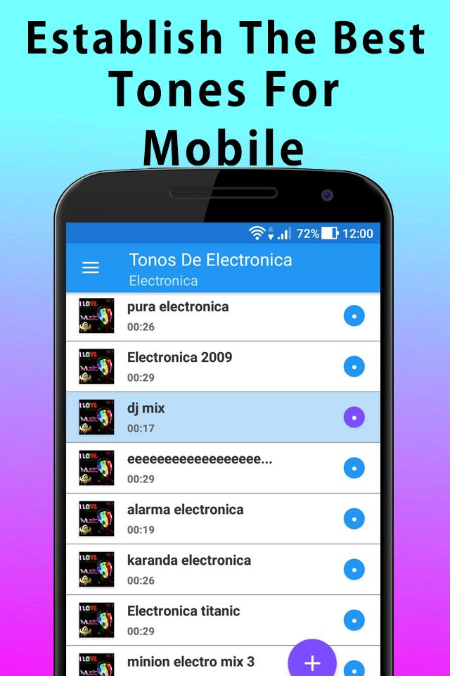 Free Electronic Music Ringtones 2019 for Android - APK Download