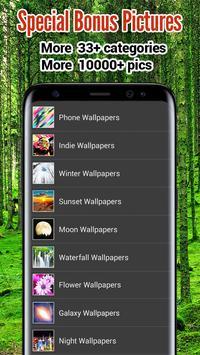 Forest Wallpaper screenshot 7