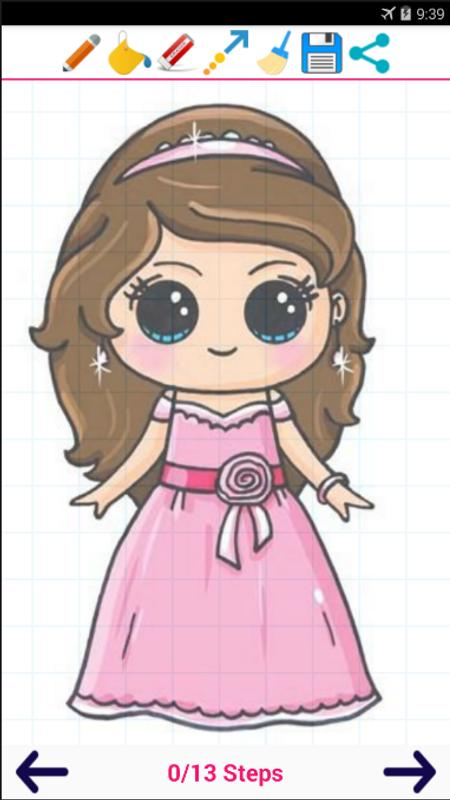 Easy Chibi Drawings Step By Step For Android Apk Download