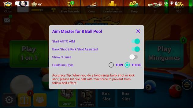Aim Master स्क्रीनशॉट 2