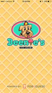 Beenie's Ice Cream poster