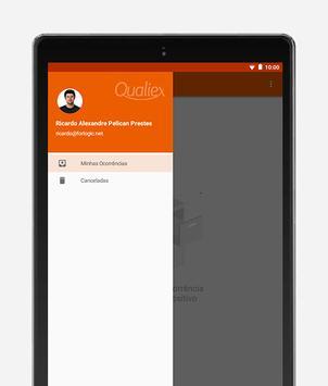 Qualiex Tracker screenshot 8