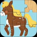 Preschool Puzzles: Animals
