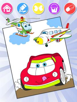 Cars Autos Kleurplaten.Auto Kleurplaten Voor Kinderen For Android Apk Download