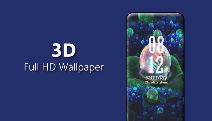 72+ Wallpaper Hp Tiga Dimensi HD Terbaik