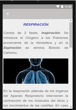 Curso de Enfermería Basica y Primeros Auxilios screenshot 3