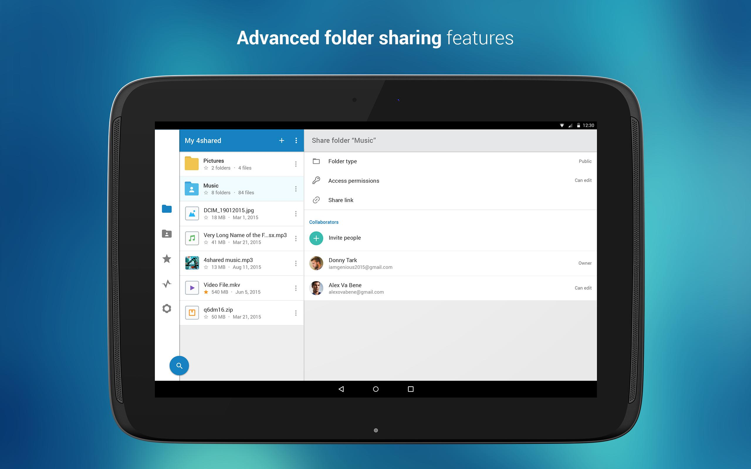 4shared for Android - APK Download