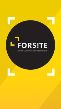 Forsite poster