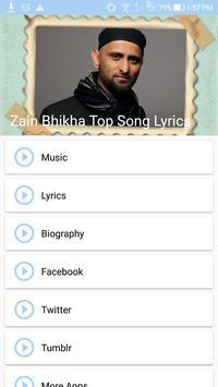 Zain Bhikha Top Songs & Lyrics poster