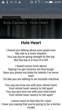 Arno Carstens Top Songs & Lyrics screenshot 2