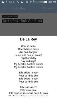 Bok Van Blerk: Top Songs & Lyrics screenshot 2