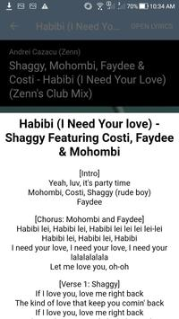 Tag I Need Your Love Lyric Shaggy — waldon protese-de