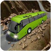 Mountain Bus simulator आइकन