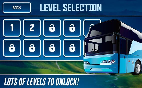 Mountain Bus simulator स्क्रीनशॉट 4