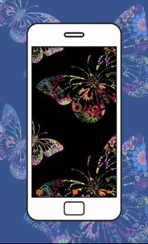 Butterfly Wallpapers Art screenshot 12