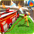 Emergency Firefighting Airplane Rescue 2019