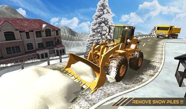Grand Snow Excavator Machine Simulator 18 截圖 10