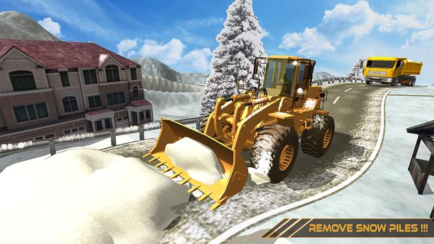 Grand Snow Excavator Machine Simulator 18 截圖 6