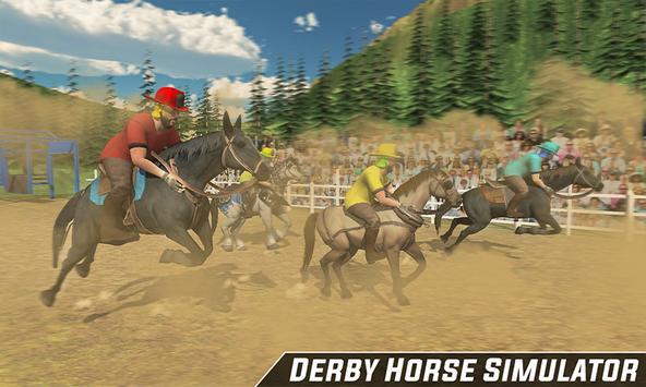 Horse Stunt Racing Manager - Horse Truck 2019 screenshot 1
