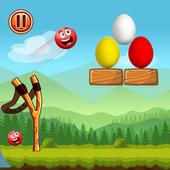 Knock Down Championship - Egg Shooting Game 2019 icon