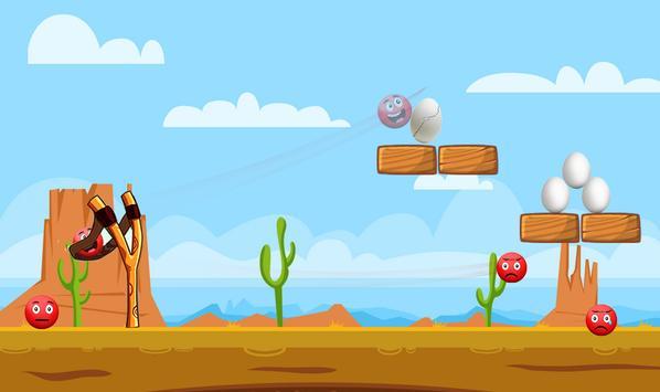 Knock Down Championship - Egg Shooting Game 2019 screenshot 7