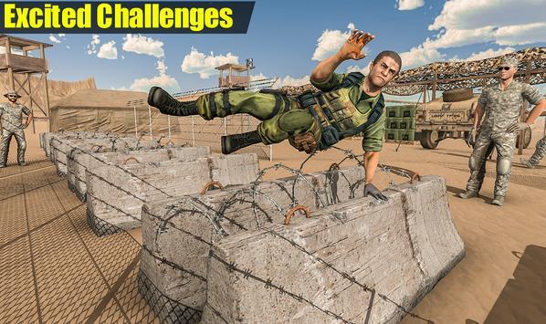 US Army Commando Training – Military Drilling Camp screenshot 7
